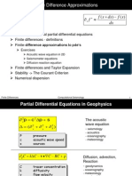 02 Finite Differences