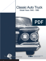Ilco Key Ref ClassicAuto 1940-1980
