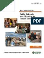 DOE CCS PublicOutreach