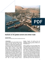 Outlook on the Global Cement and Clinker Trade