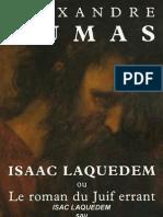 68019234 Alexandre Dumas Isac Laquadem Sau Povestea Jidovului Ratacitor