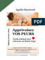 Apprivoiser Ses Peurs eBook Agathe Raymond