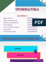 Bio Inform a Tika