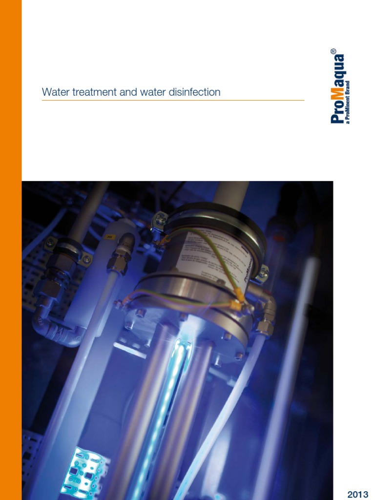 Water-Treatment-Water-Disinfection-ProMinent-Product