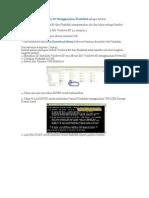 Tutorial install xp lewat flashdisk.docx