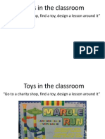 Toys in Classroom Pres