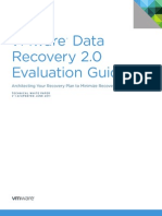 VMware Data Recovery Evaluation Guide