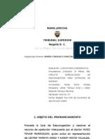 110010704 011 2005 00019 01-RJMC-SENT2-EXTINCION DE DOMINIO