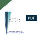 WP ActixAnalyzerTrainingManual