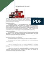 Cementación de Pozos Petroleros - Ejercicio