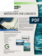 General Waterstop Brochure