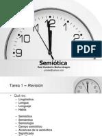 Semiótica - 02 - Campo semántico