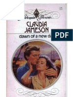 Claudia Jameson - Dawn of a New Day