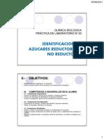 Practica 20 Identificacion de Azucares Reductores y No Reduc