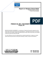French Oil Mill Machinery Report