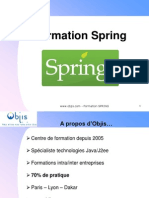 Formation Spring Objis [Enregistrement Automatique]
