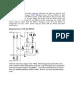 Tester SCR Dan TRIAC Merupakan Rangkaian Sederhana Yang Dapat Kita Gunakan Untuk Mengetahui Kinerja SCR Ataupun TRIAC