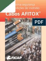 Cabos Afitox - Catalogo (2003)