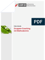 USP-D Gruppencoaching mit Methodenmix