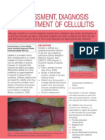 Assasment, Treatment Celulitis