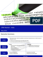 Market Research Report :CRM Market in India 2013