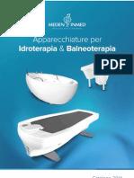 Apparecchiature per Idroterapia & Balneoterapia