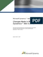 Microsoft Dynamics NAV 50 Change Doc