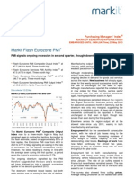 Markit Economics EZ PMI May 2013