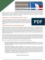 Un an de Présidence Hollande, et Après ? Une Analyse d'APCO Worldwide à Paris