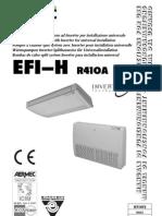 Manuale D'Uso Aermec EFI - Dengel Share