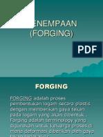 Penempaan Forging 1