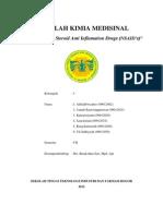 Kimia Medisina ANALGETIKA