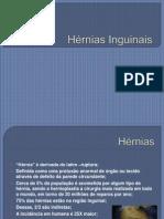 Hernias Inguinais CAD