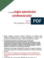 Fiziologia Aparatului Cardiovascular-Cerc Fizica 2013-2