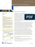 Weekly Economic Commentary 5/20/2013