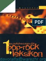 Amir Misirlić - Bosanskohercegovacki pop-rock leksikon