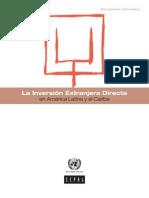 La Inversion Extra n Jer a Direct a 2012