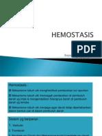3. Hemostasis