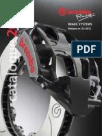 Brembo Racing Catalog 2012