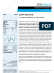 Cluff Gold plc - CLF - Broker Recommendation (WH Ireland)