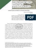 Antonio Carlos Robert Moraes - Ocidentalismo e história da geografia brasileira.pdf