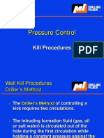 Kill Procedures