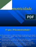PPT PSICOMOTRICIDADE