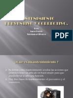 Mantenimiento Preventivo y Correctivo Sara Osorio- Xiomara Oliveros