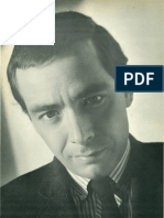 Entrevista a Salvador Elizondo. Caballero Junio 1966.