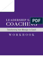 Leadership Sales Coaching