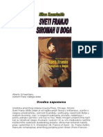 Nikos Kazantzakis - Sveti Franjo Siromah u Boga