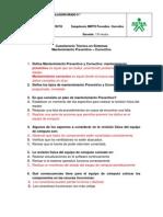 Examen Mantenimiento 11