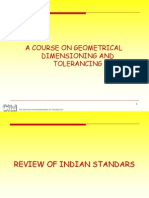 Review of Indian Standards
