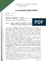 Delibera n. 63 del 14/06/1995
